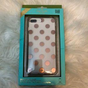 iPhone 6+/7+/8+ Kate Spade Phone Case
